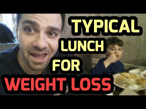 My Weight Loss Meal Plan: My Typical Weight Loss Lunch ... And What To Do When You Overdo It