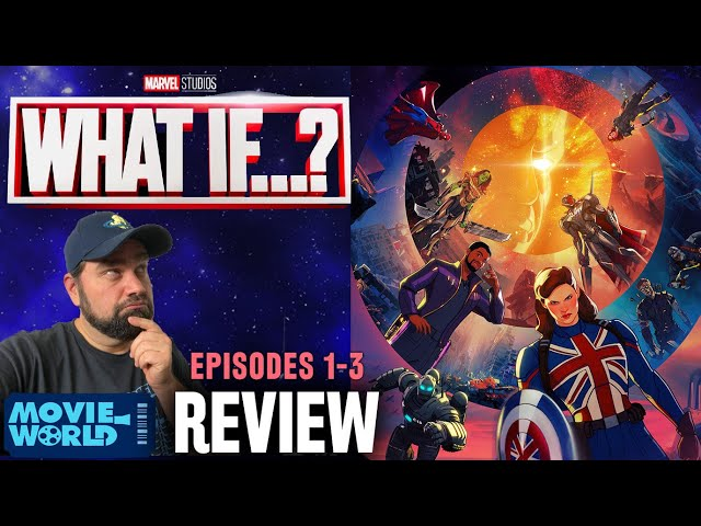 Marvel's What If - REVIEW (Episodes 1-3)