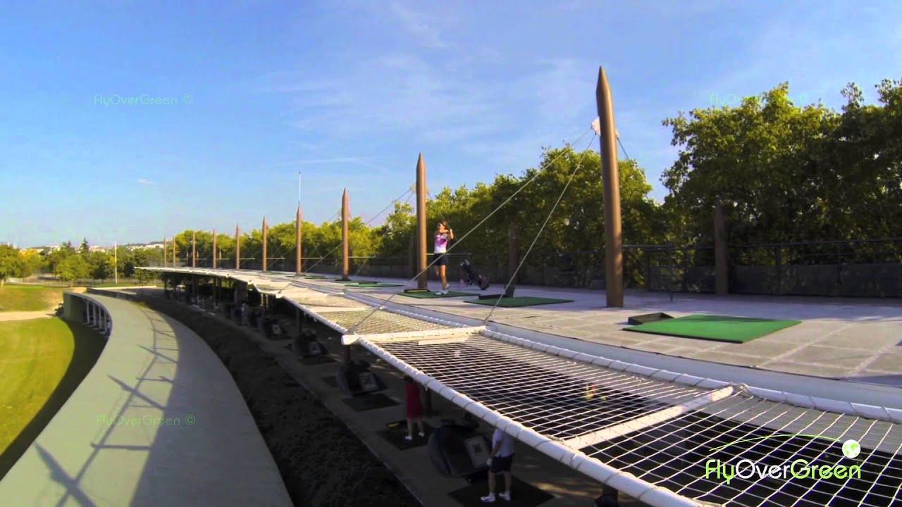 golf de rueil malmaison drone aerial video overview long youtube. Black Bedroom Furniture Sets. Home Design Ideas