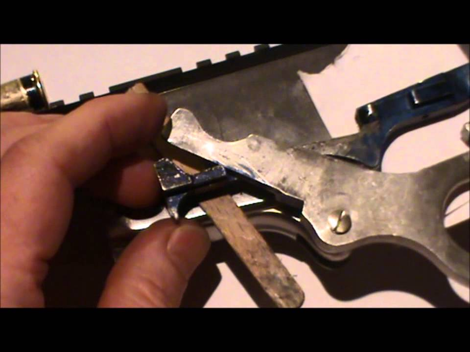 Tuning Marlin Sbl 45 70 Part 3of11 How The Carrier Works