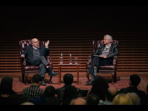 Michael Douglas & Natan Sharansky Feb. 2, 2016