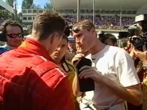 F1 Monza Italian GP 2001 - Pre Race Negotiations
