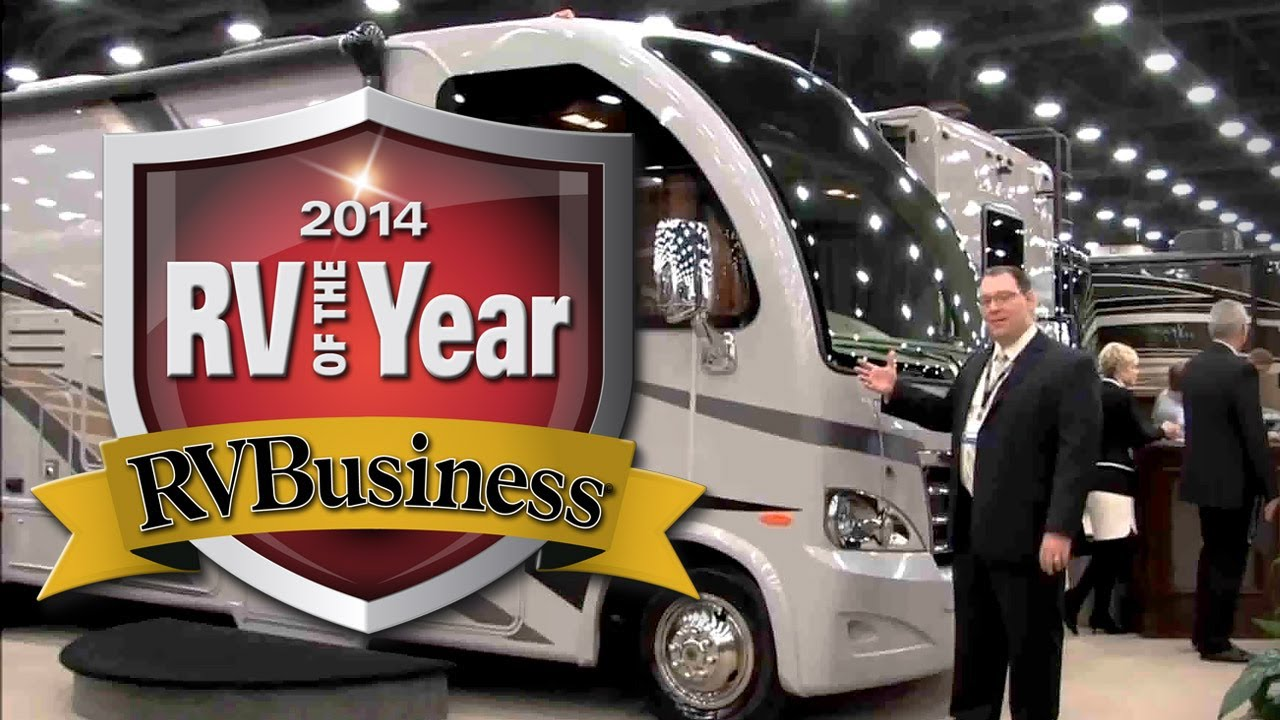 RV Reviews: New Vegas Motorhomes By Thor Motorcoach (Axis