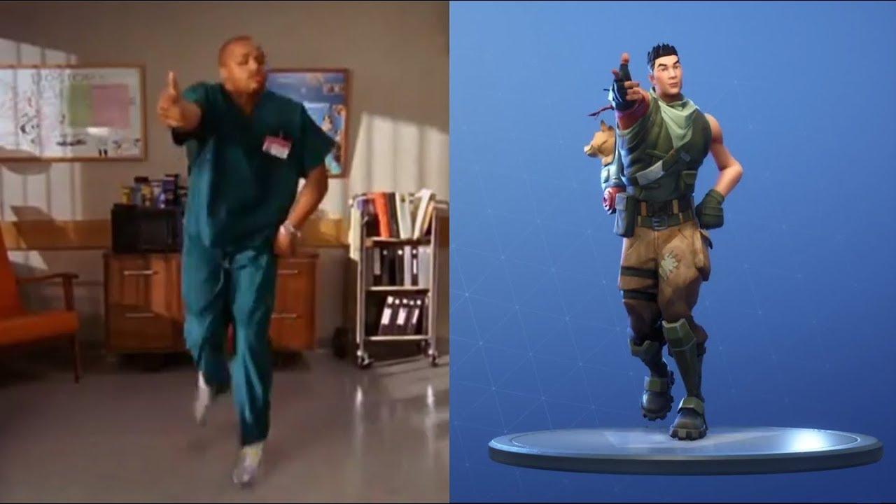 Scrubs star salty Fortnite used his dance • Eurogamer net