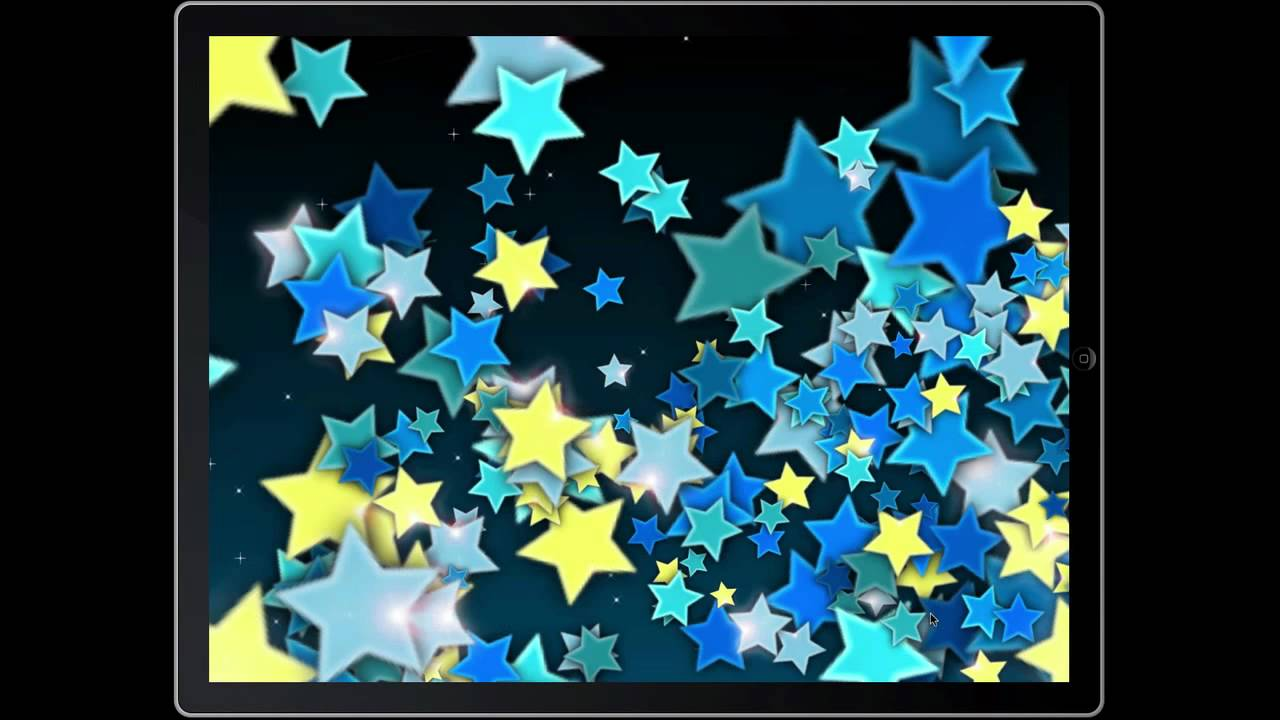 Scribble Drawing App : Draw with stars and make them fly away ipad iphone
