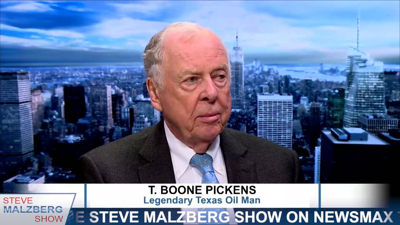 the legendary t boone pickens in the oil business Dallas (ap) — famed oilfield wildcatter, financier and corporate raider t boone pickens is addressing health issues after a texas-sized fall put him in the hospital last weekin a posting to linkedin, the 89-year-old pickens said he is still mentally strong but that as far as his life goes, i clearly am in the fourth quarterpickens fell.