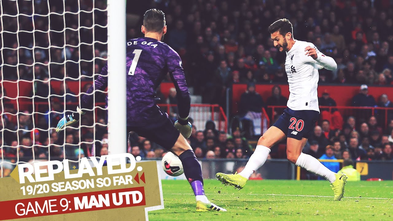 Download REPLAYED: Man Utd 1-1 Liverpool | Lallana levels late to keep the Reds unbeaten