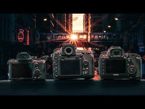 Sony A7RIII vs Nikon D850 vs Canon 5D Mark IV | The Ultimate Camera