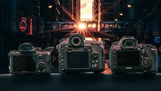 Sony A7RIII vs Nikon D850 vs Canon 5D Mark IV | The Ultimate Camera
