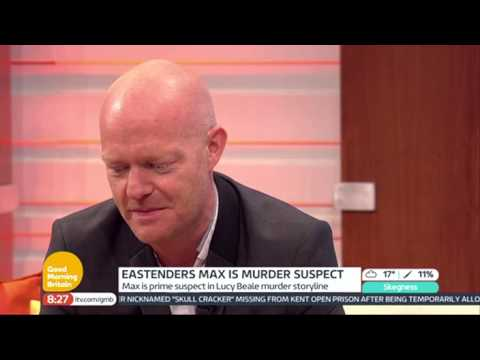 Jake Wood Interview || Good Morning Britain || 5th