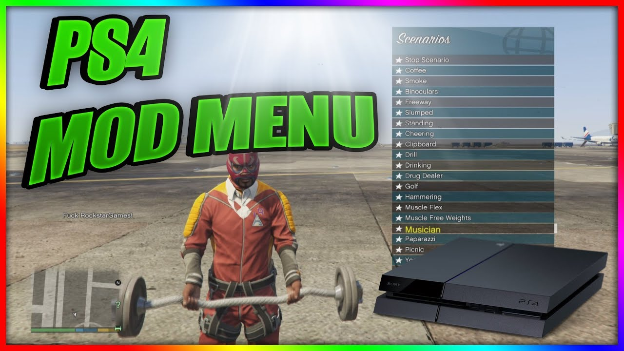 Gta  Ps Mod Menu Showcase Download Offline