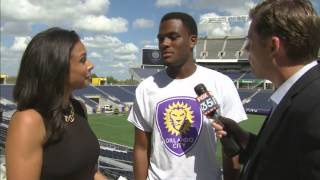 #21 Cyle Larin RAW interview