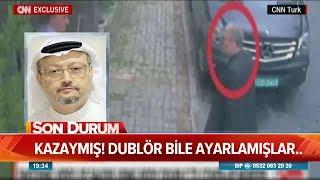 Cemal Kaşıkçı girdi dublör çıktı! - Atv Haber 22 Ekim 2018