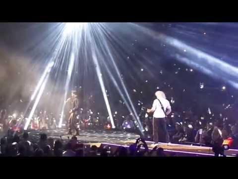 Queen with Adam Lambert in Philadelphia July 16th 2014 Part 1