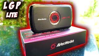 Avermedia LGP LITE GL310 Unboxing and Review HINDI