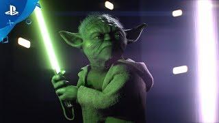 Star Wars Battlefront 2 - PS4 Gameplay Trailer   E3 2017