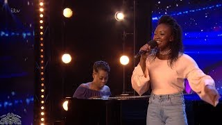 Britain's Got Talent 2018 Suzanne & Roxanne Chay Full Audition S12E06