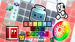 Puzzle Box Maker EP Review (Switch)