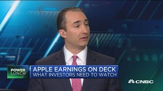 Gambar cover What to look for in Apple's earnings report