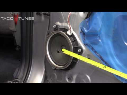 Toyota Tundra 2007 2013 Stock System Overview