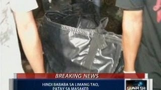 Saksi: Anim, patay sa masaker sa Angeles City, Pampanga