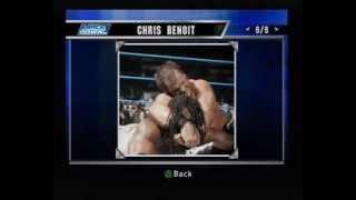 WWE Smackdown vs Raw 2007 Superstar Bio Screens