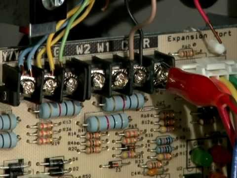 Lennox Wiring Diagram Thermostat Honeywell Heat Only Furnace Repair - Eliminate The | Nordyne U Technical Tip Youtube