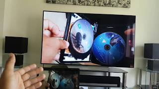 65 inch LG C7 OLED TV as computer monitor