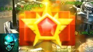 Tanki Online - Golden Legend 400k Crystals  Reward + Synesthesia Paint