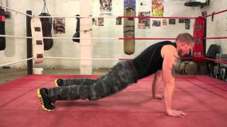 Body Weight Fat Loss-  Week 6 Workout- Zero to Hero