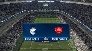 Esteghlal FC vs Perspolis