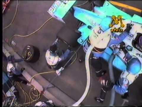 Indy Car 1994 - Portland - Brazil Broadcast