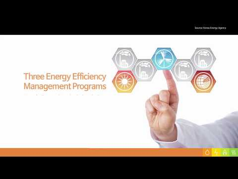 Korean Energy Efficiency Policies