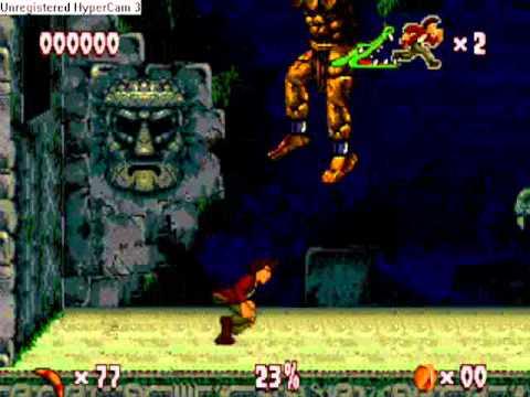 Pitfall The Mayan Adventure Warrior Spirit And Ending Sega
