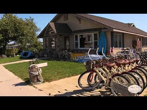 Cinematic Tour of Beaver Island
