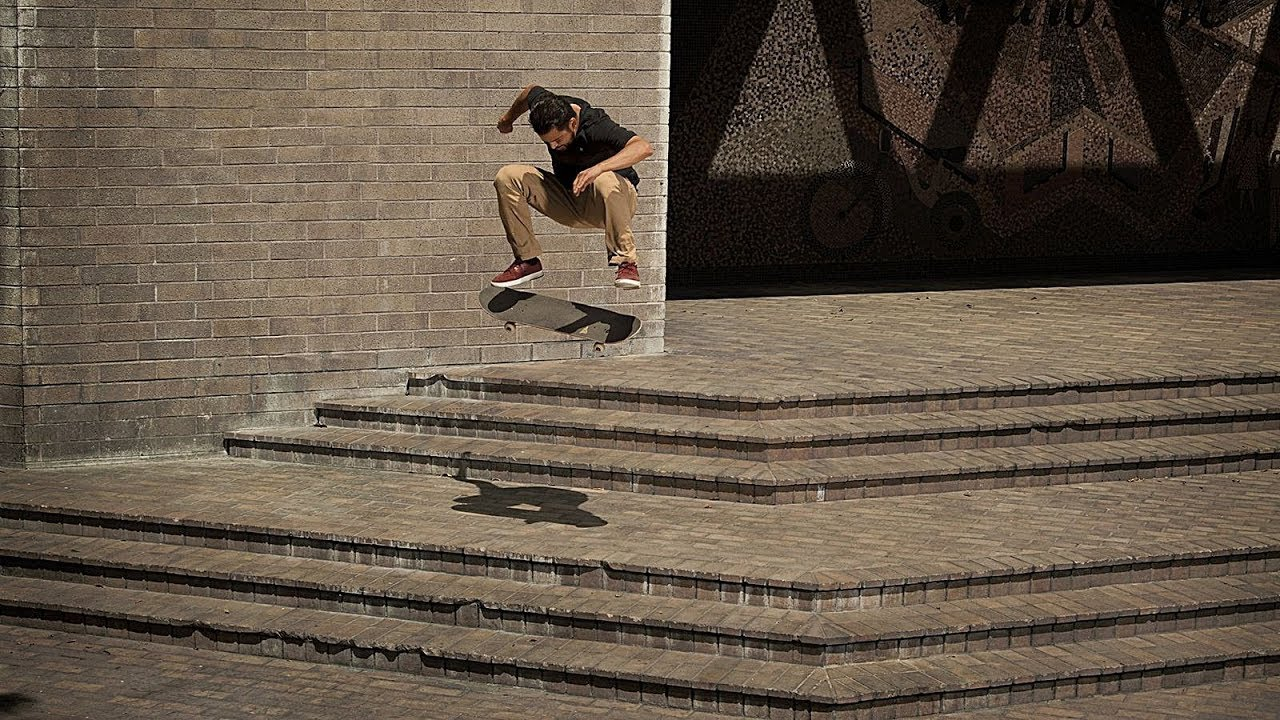 Paul Rodriguez • '' Raise The Level '' All Instagram Clips