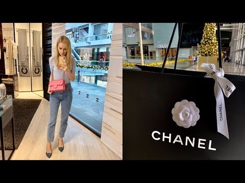 0c83db1e7537 New Pink Chanel Small Classic Flap unboxing | CRUISE 2019 | La Pausa  collection