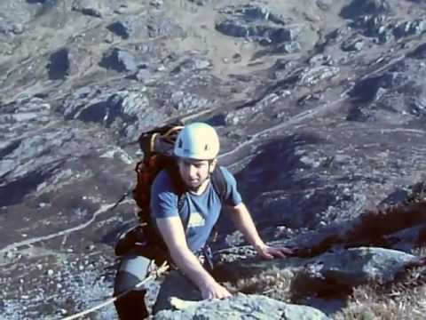 Tryfan - The East Face