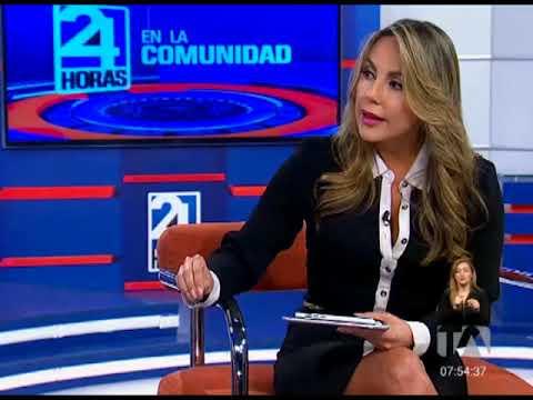 Noticiero 24 Horas 22042019 Primera Emisión - Teleamazonas