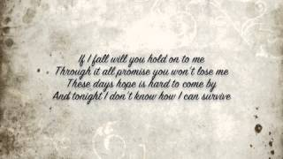 Skillet Hard to Find lyrics