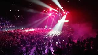Скачать Hardwell Kill The Buzz Ft Max Collins Still The One TAURON ARENA KRAKOW