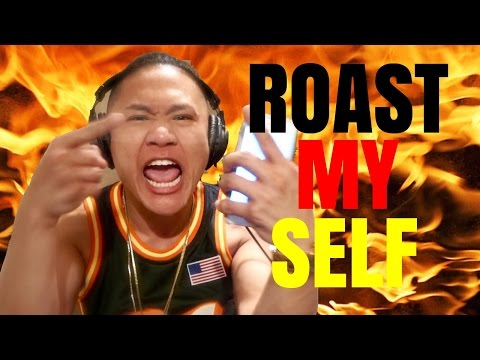 Thumbnail: ROAST YOURSELF CHALLENGE- DISS TRACK