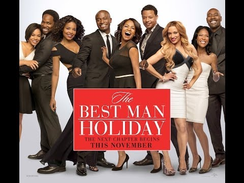 Morris Chestnut Best Man Holiday  for NJAC DST
