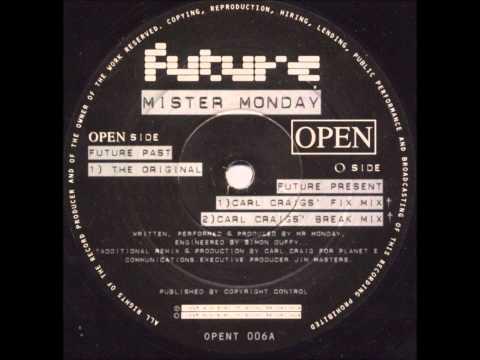 Mr. Monday - Future (original mix)