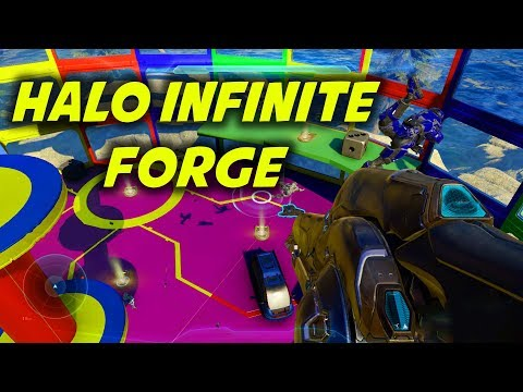 HALO INFINITE - Forge Improvements