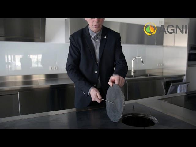 Štedilnik za biološko kuhanje PERTINGER