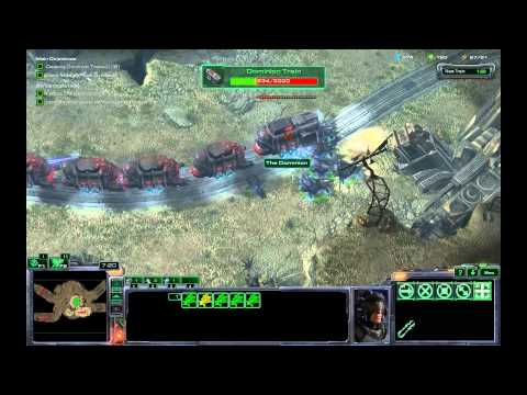 The Great Train Robbery - Achievement Guide - Starcraft 2: WoL