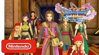 Download DRAGON QUEST XI S: Echoes of an Elusive Age - Definitive Age - Overview Trailer - Nintendo Switch Mp3 and Videos