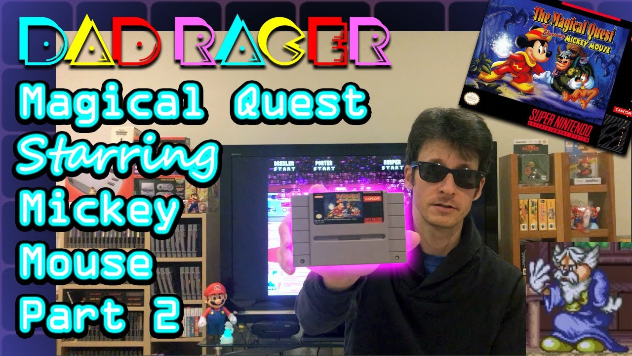 episode 26 magical quest starring mickey mouse snes