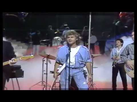 John Parr - St. Elmo's Fire (Man in Motion) 1985